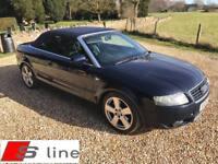 2005 Audi A4 2.5 V6 TDI SLINE - 6 speed - Full Service History - Cambelt done - 12 months mot