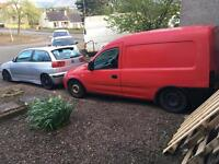 Vauxhall combo c sell or swap