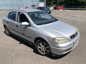 2003 VAUXHALL ASTRA 1.6L PETROL GREAT CONDITION 1 YEARS MOT