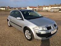 Renault Megane Oasis Sports Hatch 1.6 16v 06 plate, immaculate