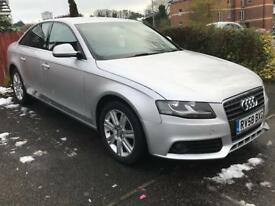 2008 Audi a4 2.0 Tdi SE 6 speed Mot 7/2018