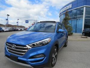 2017 Hyundai Tucson SE 1.6, Turbo, Leather, Panoramic Sunroof...