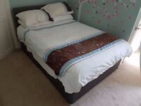 Double Bed, 2 years old, good condition