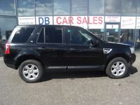 2010 10 LAND ROVER FREELANDER 2.2 TD4 E S 5d 159 BHP** GUARANTEED FINANCE ** PART EX WELCOME ****