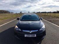 2014 VAUXHALL ASTRA GTC SRI 2.0 CDTI HPI CLEAR TOP SPEC CORSA VW GOLF POLO BMW 1 SERIES FORD FOCUS