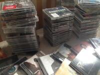 Music CD Bundle Box (230 CD's) and