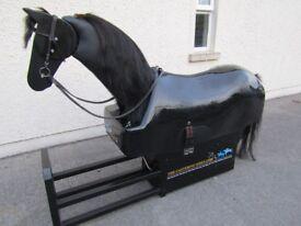 Full Sized Horse Simulator