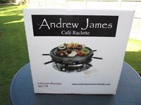 Andrew James Cafe Raclette