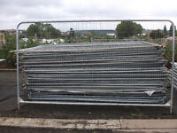 Heras Fencing & Solid Hoarding Security Panels