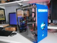 *Very Rare* Gigabyte Clear PC Case (Brand New. Open To Sensible Offers)