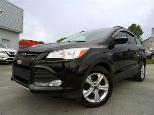 2014 Ford Escape SE + NAVI + CAMÉRA + AWD + WOW!!