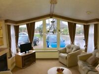 BLUE CROSS SALE - Willerby Static Caravan - High Spec - Direct Beach Access - Mersea island Essex