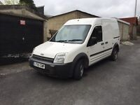 Ford transit Duel fuel