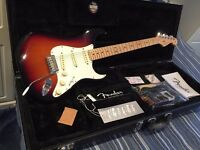 AMERICAN STANDARD STRATOCASTER PRICE REDUCED