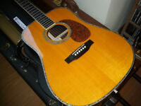 Recording King RD-227 Acoustic Guitar