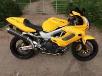 Honda vtr 1000 Firestorm best you'll find! Very nice!
