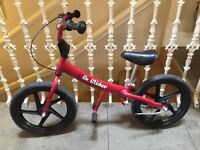 Go Glider balance bike for ages 5 - 10