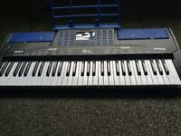 electric keyboard