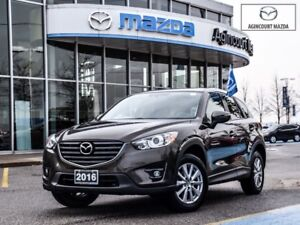 2016 Mazda CX-5 GS-Sunroof, Power Seat, Blind Spot, Bluetooth
