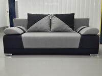 BRAND NEW Polish sofa bed settee - nowe polskie sofy z funkcją spania / free delivery