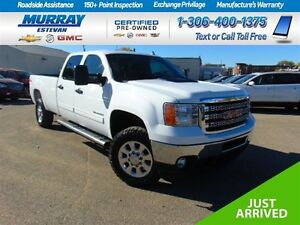 2013 GMC Sierra 3500 HD SLE Duramax *Allison *8 ft box *Local tr
