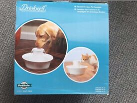 Pet Drinking Water Fountain - to improve health and wellbeing