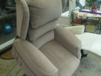 Mobility lift and recline arm chair