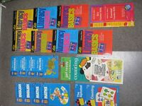 Educational Books for Children Age 4 -8 - Great for Home Schooling & tutors- 22 books in total