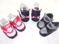 BABY SHOES. NIKE / AIR JORDAN /MINI CLUB