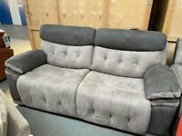 Brand new grey 3 seater sofa