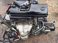 2003 - 2010 nissan micra k12 Petrol ENGINE code CR12