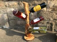 Bespoke Individual One Off Wine Tree - GREAT FATHERS DAY GIFT