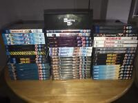 Bundle of Blue rays & DVD's