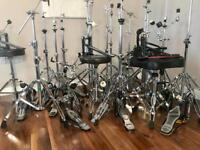 Brand New & Pre-owned Drum Hardware
