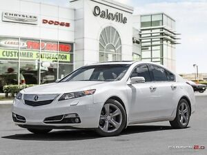2012 Acura TL TECH PACKAGE   AWD   SUNROOF   HEATED LEATHER  