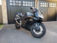 2009 09 Suzuki GSXR-750 K9 Black Just Serviced/NewBrakes/ASVLevers/GPR Exhaust/BT-023R NEW MOT K8/L0