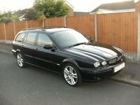 jaguar x type estate 2.0 diesel miint condition, full main dealer history, drives very smooth
