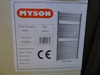NEW MYSON ANGARA 1190 x 600 towel radiator rrp. £1833