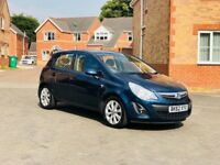 2013 VAUXHALL CORSA ACTIVE 1.2 PETROL, 12 MONTH MOT, FULL HISTORY, LOW MILEAGE, HOI CLEAR