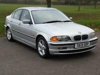 BMW 323i ONE OWNER from new, new clutch and service history not mondeo, A4, VECTRA, PASSAT, CLK