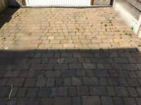 Driveway and roof restoration service