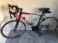 Cube ATTAIN GTC Men's Carbon Road Bike CUBE 58cm