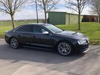 2012 62 Reg Audi S8 4.0 TFSI Tiptronic Quattro 4dr TOP SPEC