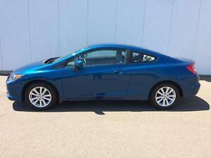 "2012 Honda Civic Cpe""w-Warranty"" LX"