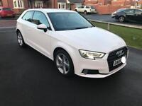 Audi A3 1.0 TFSI Sport start/stop 3dr latest shape, £20 road tax, Sat Nav, parking sensors