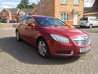 2010 VAUXHALL/OPEL INSIGNIA 12 MONTH MOT, SERVICE HISTORY, CROUIS, HPI CLEAR LOW MILEAGE