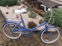 Raleigh Roma Shopper Bike VGC