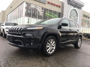 2016 Jeep Cherokee Limited 4x4 * Navigation * Panoramic Sunroof