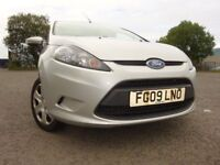 09 FORD FIESTA 1.2,MOT JULY 019,2 OWNERS FROM NEW,PART SERVICE HISTORY,RELIABLE CAR,LOVELY EXAMPLE