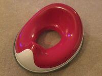 Prince lionheart adjustable toilet seat
